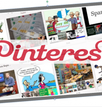 Pinterest in foreign language class