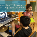 Take Technology from Idea to Practice in Foreign Language Teaching